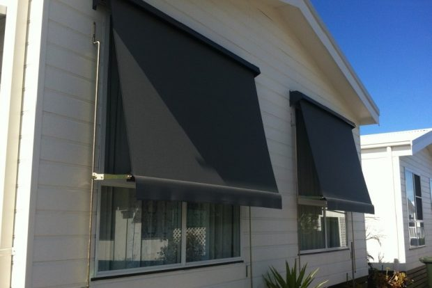 Traditional & Budget Awnings.